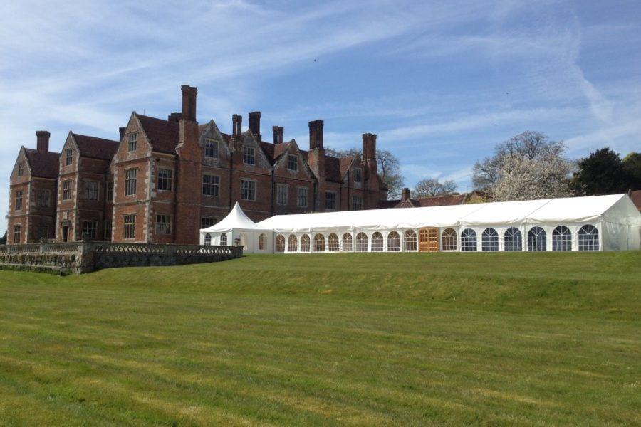 35m x 10m Pavilion
