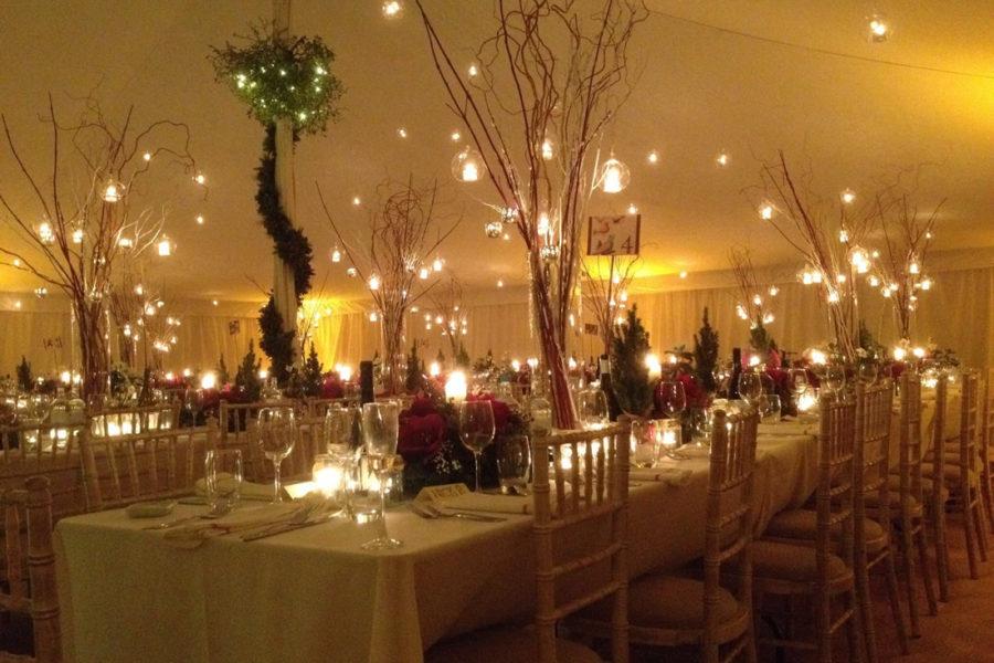 Christmas Wedding baubles