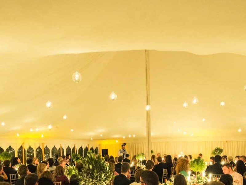 The importance of marquee lighting
