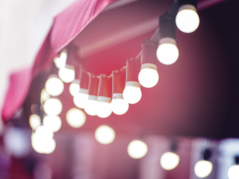 How do I know what marquee lighting to choose?